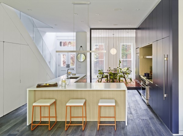 Dean Street Townhouse by Bergen Street Studio at IDEASGN 3