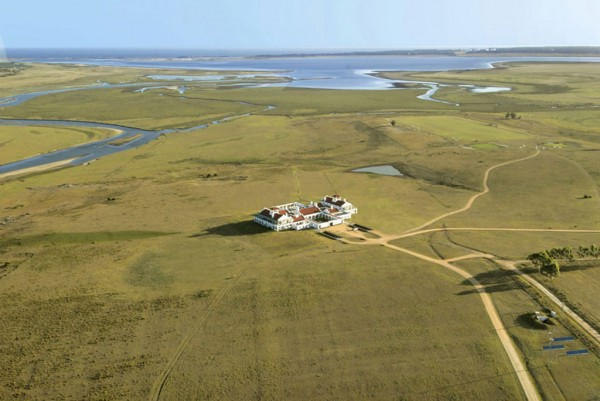 Estancia Vik Jose Ignacio Birdview