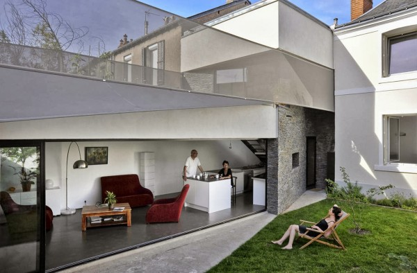 Fertile House Green design idea+sgn in France by Mu-Architecture 3