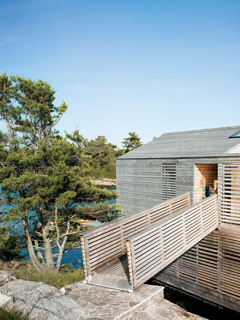 Superior Floating House In Lake Huron Ideasgn7 MOS Architects Gallery