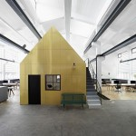 Halle A Conversion by Designliga Munich Germany at IDEASGN