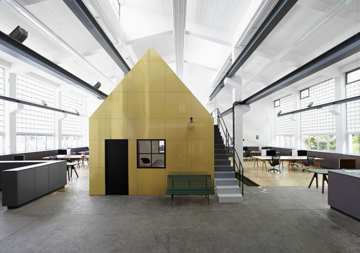 Halle A Conversion / Designliga