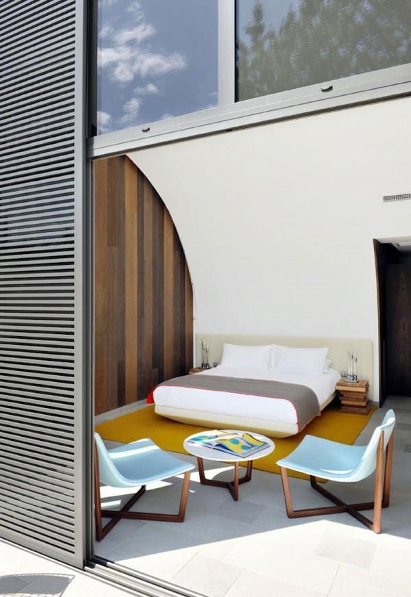 hotel sezz saint tropez ideasgn. Black Bedroom Furniture Sets. Home Design Ideas