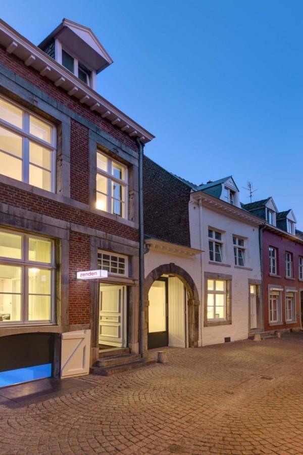Hotel Zenden by Wiel Arets