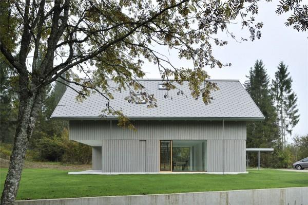 House R in Bohinj Weekend House idea+sgn by Bevk Perović arhitekti 2