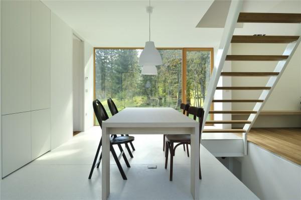 House R in Bohinj Weekend House idea+sgn by Bevk Perović arhitekti 4