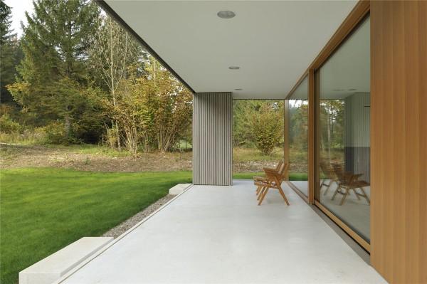 House R in Bohinj Weekend House idea+sgn by Bevk Perović arhitekti 5