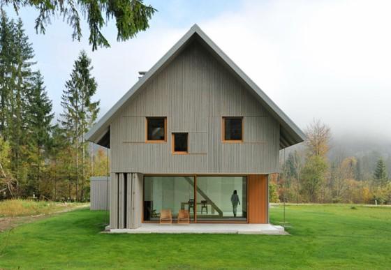 House R in Bohinj / Bevk Perović arhitekti