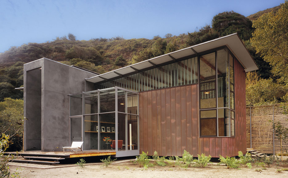 Jackson Family Retreat Weekend House Idea Sgn California By Fougeron Architecture 10