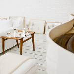 Johanne Riss's Loft Workshop all white at IDEASGN 12
