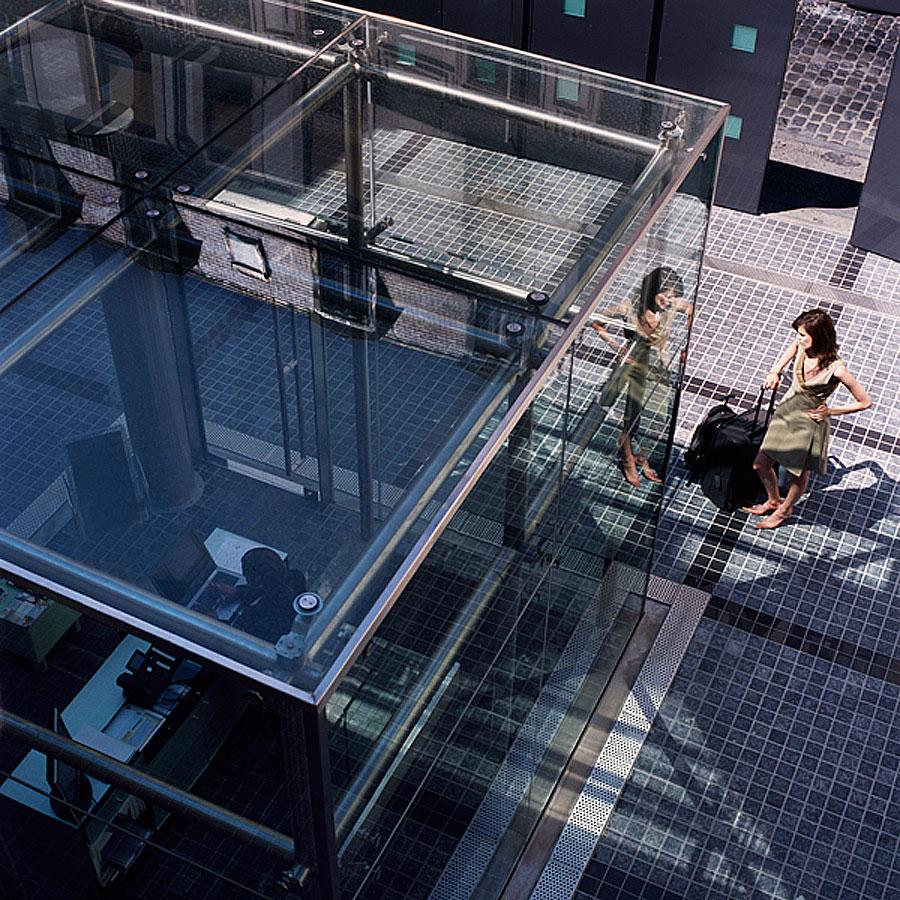 Kube hotel murano hotels resorts ideasgn for Kube hotel london