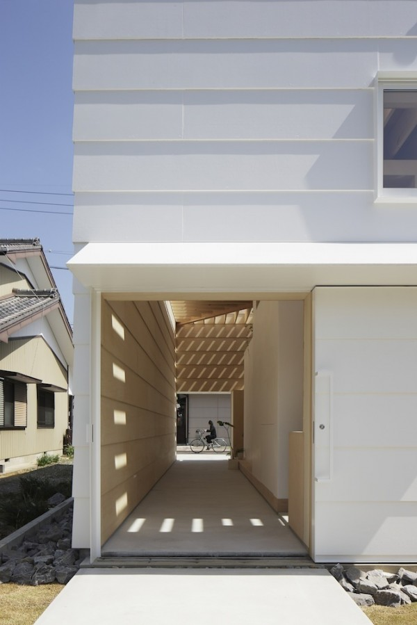 House by mA-style