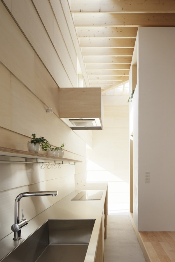 Light House by mA-style Architects