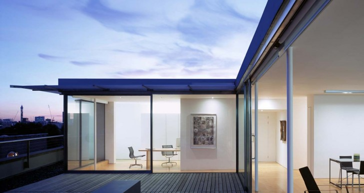 London Penthouse / Stanton Williams
