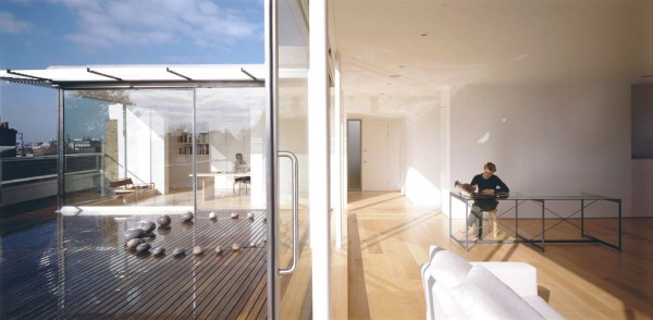 London Penthouse by Stanton Williams at IDEASGN 5