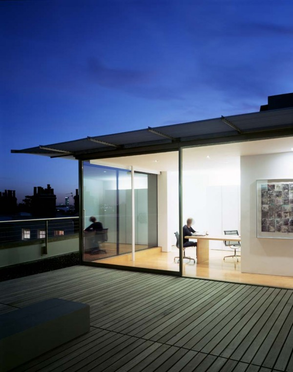 London Penthouse by Stanton Williams at IDEASGN 6