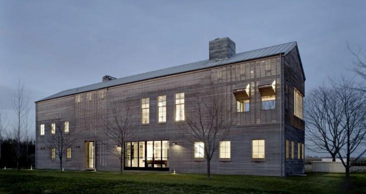 Louver House / Leroy Street Studio