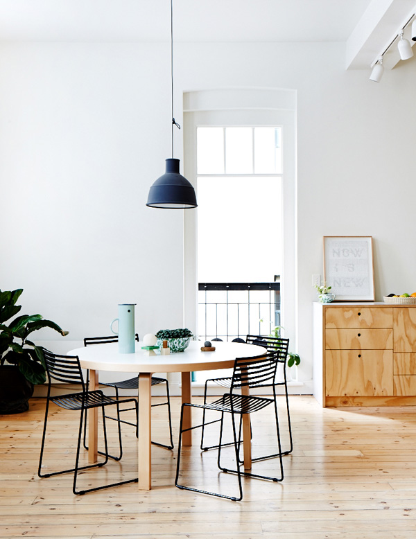 Melbourne Apartment of Dan Honey and Paul Fuog ideasgn