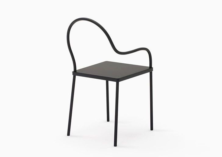 Melt Chair / Nendo for K%