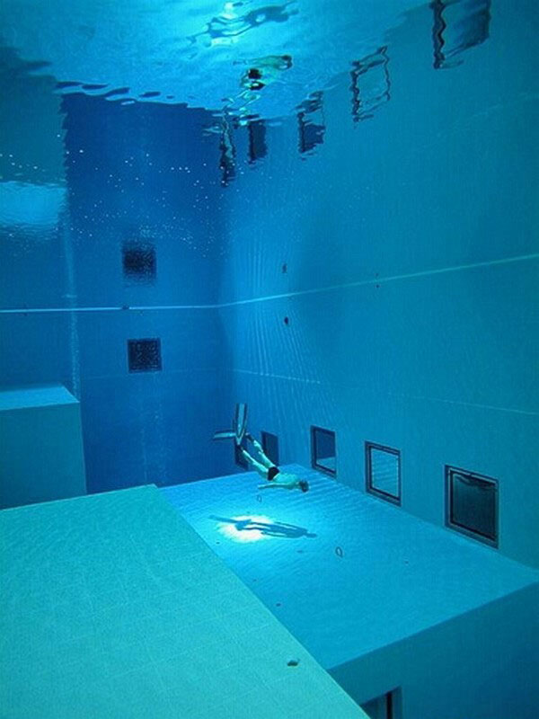 Nemo 33  - The Deepest Indoor Diving Pool in the World idea+sgn 4