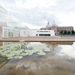 Padova Botanical Gardens by Stanton Williams at IDEASGN