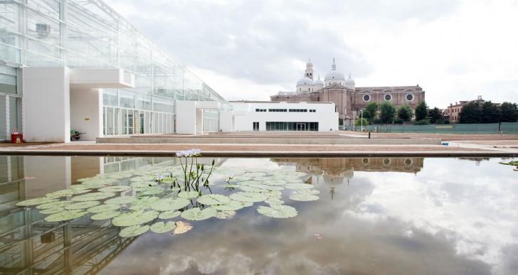 Padova Botanical Gardens / Stanton Williams