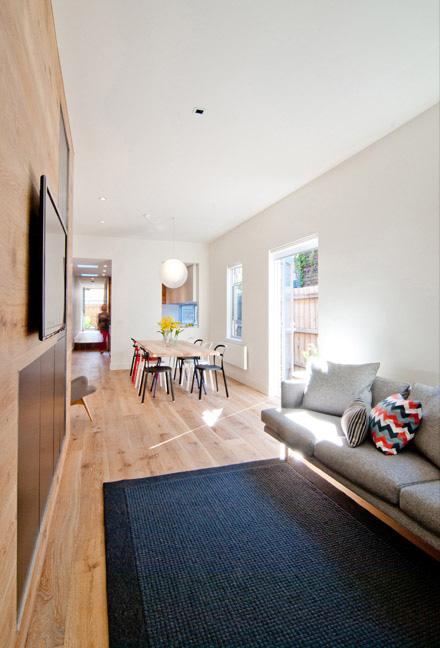 Pakington Street House Renovation idea+sgn in Melbourne by Rachcoff Vella Architecture 2