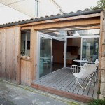 Passage Buhan Transformation of a garage into a single storey house ideasgn  FabredeMarien