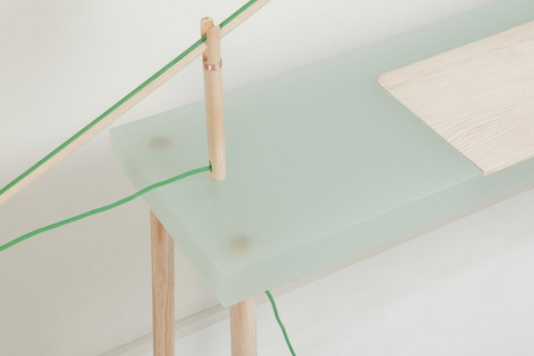 Resin Table Roel Huisman