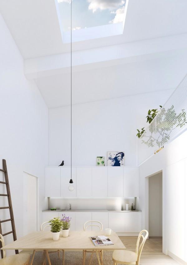 Saltsjöterrassen Apartments idea+sgn in Stockholm by Arrhov Frick 5