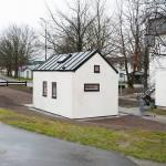 Smallest House in Sweden by AF Bostader at IDEASGN 1