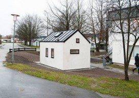 Smallest House in Sweden