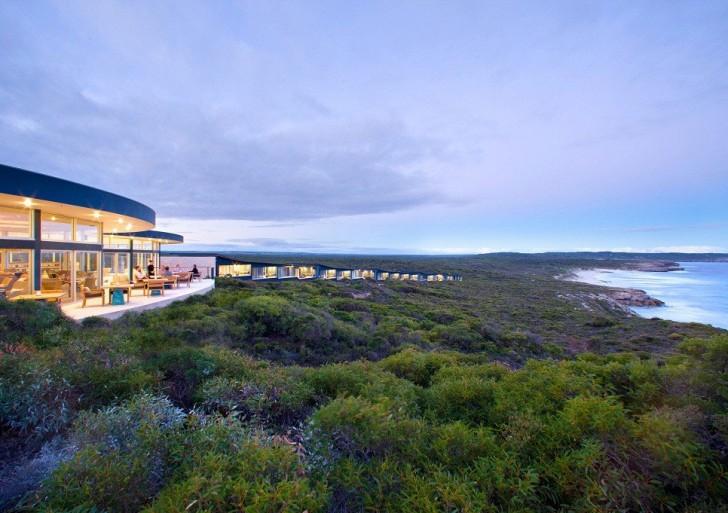 Southern Ocean Lodge