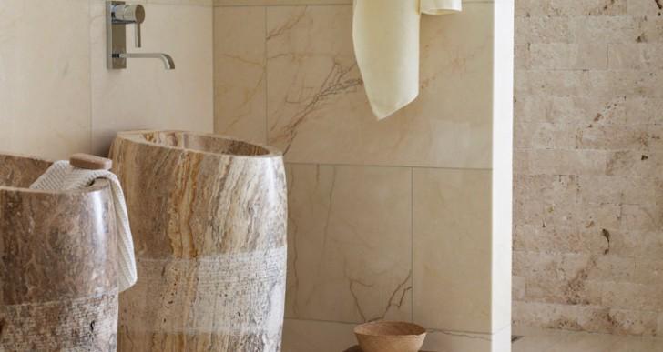 Stone Bathware / Mandarin Stone