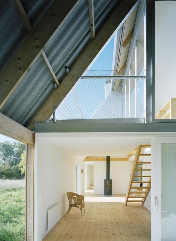 Summerhouse in Stora Gasmora Sweden Wood House idea+sgn by LLP Arkitektkontor 8