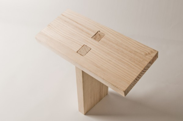 T Low Stool by Matalia Coll at IDEASGN 2