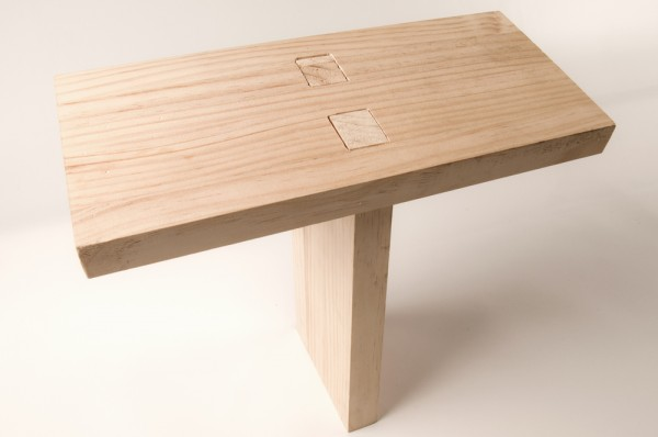 T Low Stool by Matalia Coll at IDEASGN