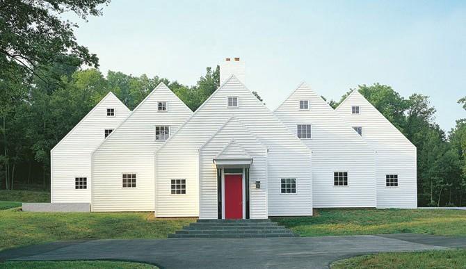 The Fletcher Residence / Hugh Newell Jacobsen