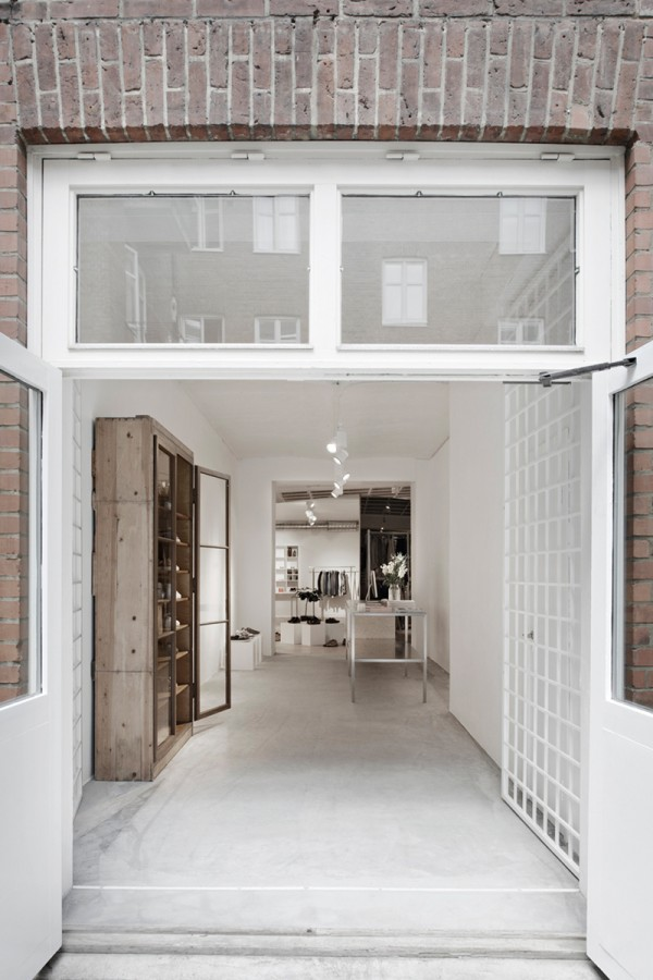 Très Bien shop Studio and Headquarters ides+sgn in Malmö by Arrhov Frick 2