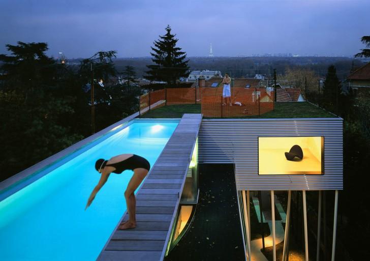 Villa Dall'Ava in Paris / OMA