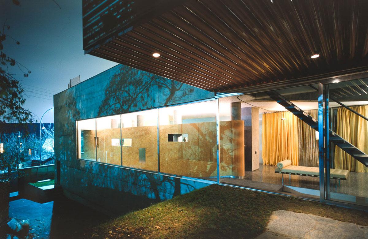 Villa dall ava in paris idea sgn by rem koolhaas oma 5 for Villa maria interior design