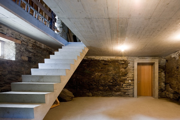 Villa Vals villa vals in switzerland idea sgn by search and christian muller