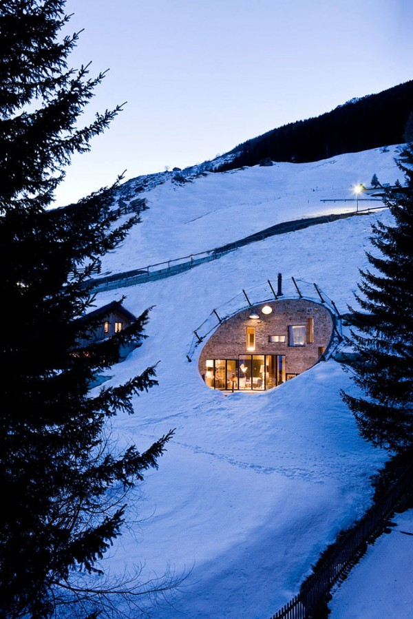 Villa Vals in Switzerland idea+sgn by SeARCH and Christian Muller Architects 8