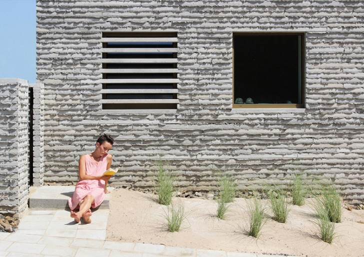 Wall House in Belgium / AND'ROL architecture