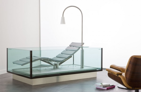 Water Lounge by NOA Design for Hoesch at IDEASGN 2