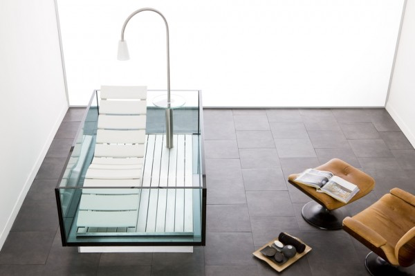 Water Lounge by NOA Design for Hoesch at IDEASGN