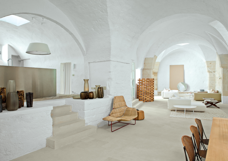 Designer Home: Ludovica+Roberto Palomba Vacation House in Italy