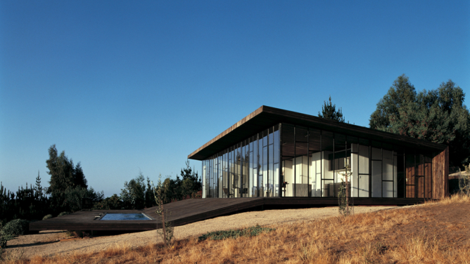 Deck House Chile by Assadi + Pulido