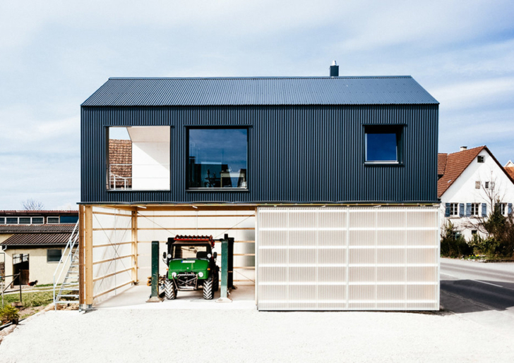 House Unimog by Fabian Evers Architecture