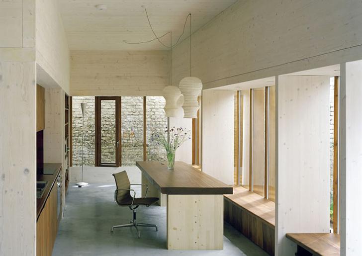 Strange House & Studio by Hugh Strange Architects